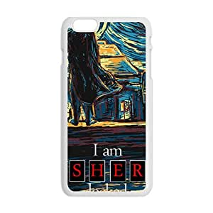 Sher locked Cell Phone Case for iPhone plus 6