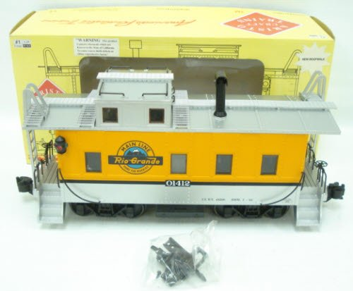 Aristo-craft 42103 Rio Grande Illuminated Caboose