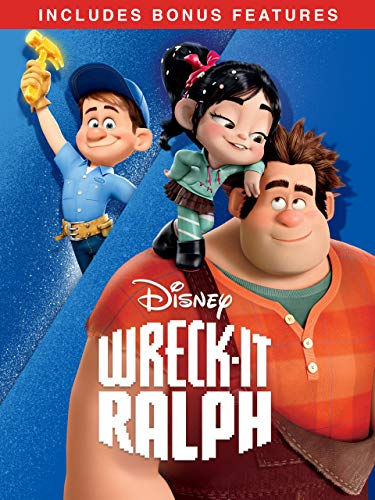 Wreck-It Ralph (Plus Bonus Content) (Ralph Movie)