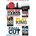 The House of Cards Complete Trilogy Kindle Edition (Download)