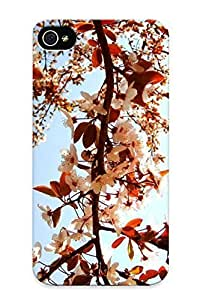 4fd8839748 Closeup Nature Trees Flowers Spring Fashion PC Case For Iphone 5/5S Cover, Series
