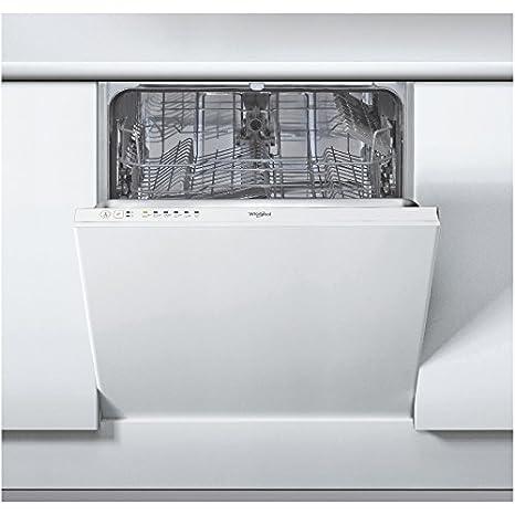 Whirlpool WIE 2B19 Totalmente integrado 13cubiertos A+ lavavajilla ...