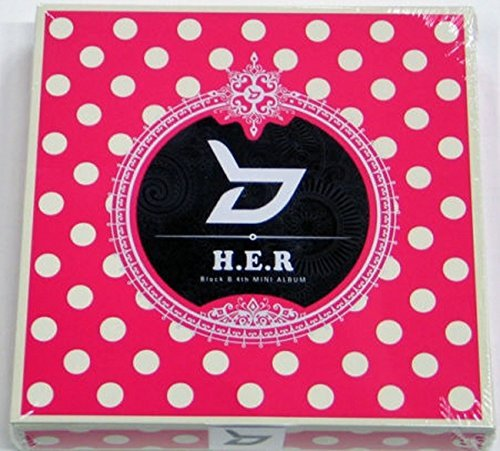 BLOCK H R Folded Photocards