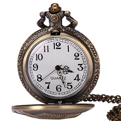 Pocket Watches Bronze Tone - 2