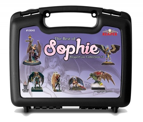Best of Sophie Miniature Box Set 2 Special Edition Figures Reaper Miniatures -