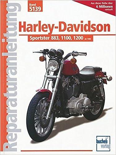 Harley-Davidson Sportster 883, 1100, 1200: ab 1986-1992 ...