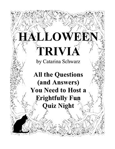 Halloween Trivia: All the Questions (and Answers) you Need to Host a Frightfully Fun Quiz Night]()