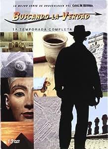 Buscando la verdad (Colección completa) [DVD]