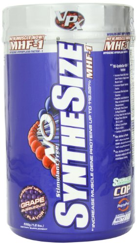 VPX Synthesize, Grape Bubble Gum, 1.24  Pound
