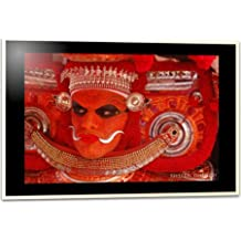 """Print Photo Paper Museum Quality Unframed 20.06 x 13.33 in / Print """"Theyyam : Temple ritual performance in north part of Kerala, especially in Kannur and Kasargod."""" by Sujithku"""