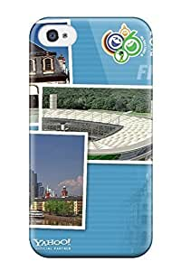 New Arrival World Cup Frankfurt Blue Stadium Buildings Costa Rica Ecuador Germany Poland England Paraguay Sweden People Sports GoOjGIO18844KPUYh Case Cover/ 4/4s Iphone Case