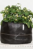 SweetRoots (5-pack) Air Root Pruning Containers, Grow Bags for Gardening Flowers, Fruits or Vegetables