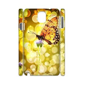 Butterfly 3D-Printed ZLB539019 Custom 3D Cover Case for Samsung galaxy note 3 N9000