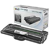 LD © Compatible Laser Toner Cartridge for Samsung ML-1710D3 Black Laser Toner for ML-1500, ML-1510, ML-1510B, ML-1520, ML-1710, ML-1710B, ML-1710D, ML-1710P, ML-1740, ML-1750 & ML-1755 Printers