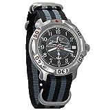 Vostok Komandirskie Submarine Captain Mechanical Mens Military Wrist...