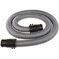 Qualtex Flexible Grey 1.7M Vacuum Cleaner Hose Compatible With Miele S2000 Series