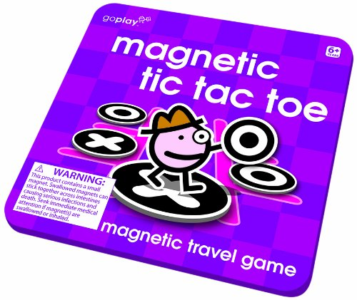 (Goplay Magnetic Tic Tac Toe)