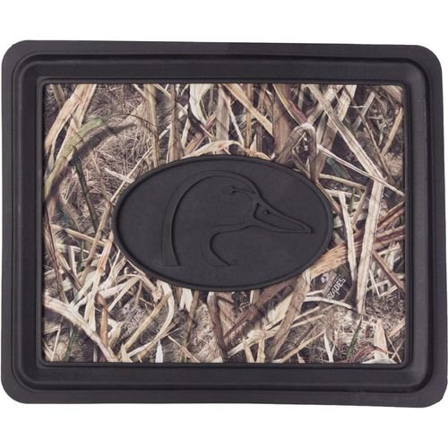 Ducks Unlimited Utility Floor Mat (Mossy Oak Shadow Grass Camouflage, 2 Pack) (Ducks Unlimited Camouflage Camo)
