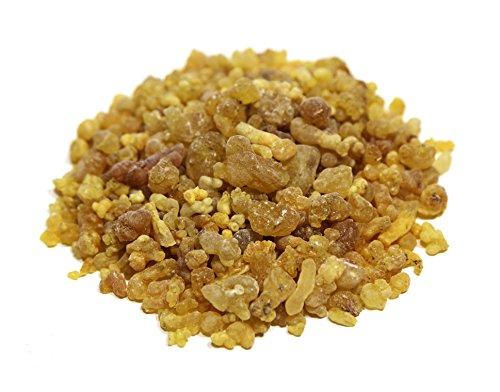 Saint Terra - Frankincense Incense Resin Quality A Gum Olibanum Tears 8 oz (1/2 lb) - 100% Natural