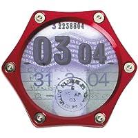Race Sport tax5000Aluminio Soporte para Disco impositivo–Rojo