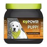 k9 power - K9 Power — Puppy Gold — Growing Puppy Nutritional Formula – 1lb
