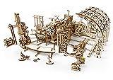Ugears Robot Factory 3D Wooden Puzzle Brain Teaser...