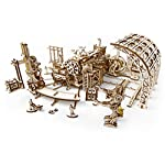 S.T.E.A.M. Line Toys UGears Mechanical Models 3-D Wooden Puzzle - Mechanical Robot Factory 5