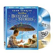 Bedtime Stories (Blu-ray + DVD + Digital Copy) (2008)