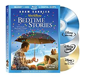 Bedtime Stories (Blu-ray/ DVD/ Digital Copy Combo)