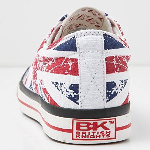 Jack Master Uomo Knights Basse Lo Union British TaYHqWP