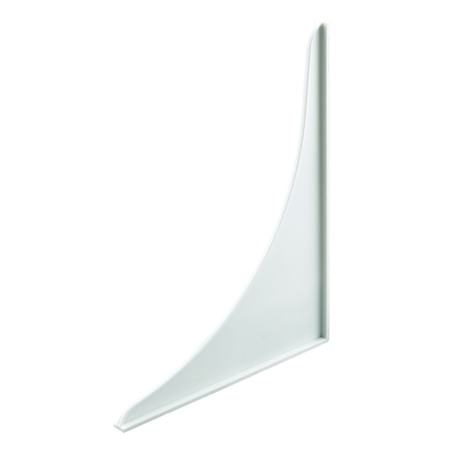 Prime-Line MP6085 Splash Guard, 9 X 7-Inch, White, Pack of 2, 2 Piece by PRIME-LINE
