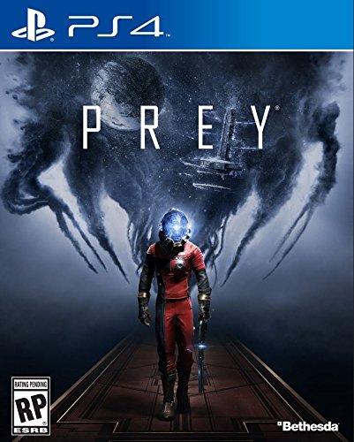 Bethesda Prey PS4 - Juego (PlayStation 4, FPS (Disparos en primera persona), Arkane Studios, RP (Clasificación pendiente), ENG, Básico)