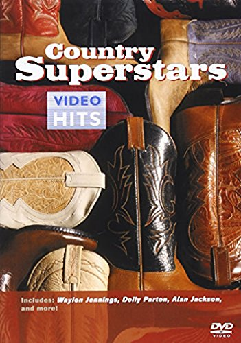 DVD : Dolly Parton - Country Superstars: Video Hits (DVD)