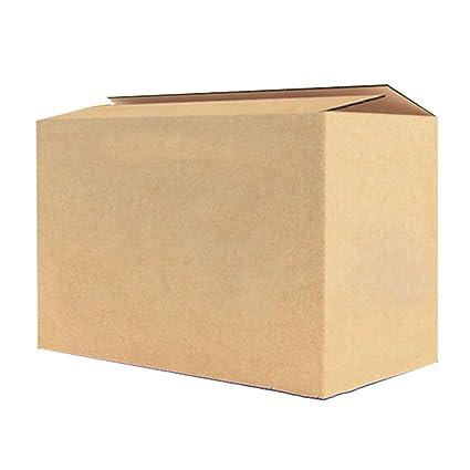 KKCF-HE Cajas De Cartón 10/20 por Paquete Marrón Difícil Alta Capacidad Envío