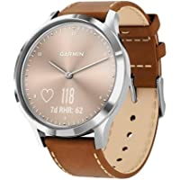 Deals on Garmin Vivomove HR, Hybrid Smartwatch for Men and Women
