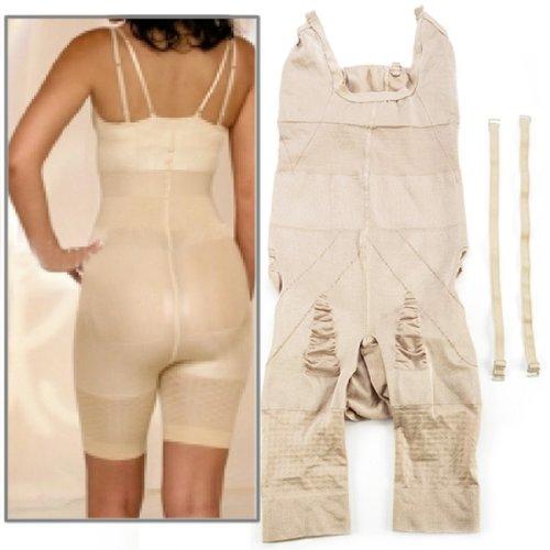 Sveltess Crops Panty w04 Ss Xxl Bretelles body Amincissant Noir Avec Combinaison Ganant Shaper qapx8Sq1