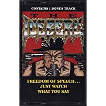The Iceberg/Freedom of Speech...Just Watch What You Say (Audio Cassette)
