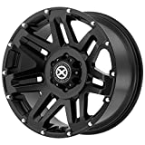 2001 dodge ram 1500 rims - American Racing ATX AX200 17x9 Black Wheel / Rim 5x5.5 with a 18mm Offset and a 108 Hub Bore. Partnumber AX20079055718