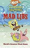 SpongeBob SquarePants Mad Libs