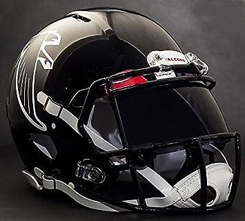 Amazon.com: Riddell velocidad Atlanta Falcons NFL auténtico ...