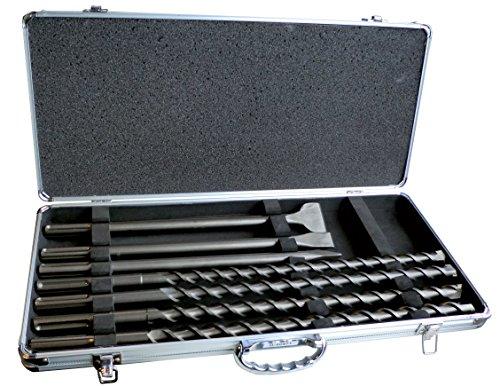 Makita SDS-MAX Bohrer- und Meißel-Set 7-teilig, D-40571