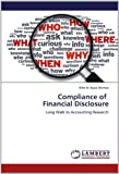 Compliance of Financial Disclosure, Alim Al Ayub Ahmed, 3845412216