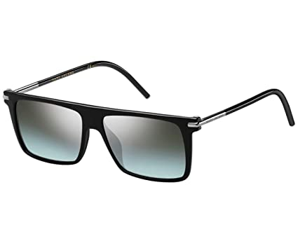 7d300b3c0b Image Unavailable. Image not available for. Color  Marc Jacobs Men s  Marc46s Polarized Rectangular Sunglasses ...