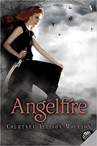 Amazon.com: Angelfire (9780062002358): Courtney Allison Moulton: Books