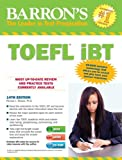 Barron's TOEFL IBT with Audio CDs and CD-ROM, 14th Edition, Pamela Sharpe, 1438072848