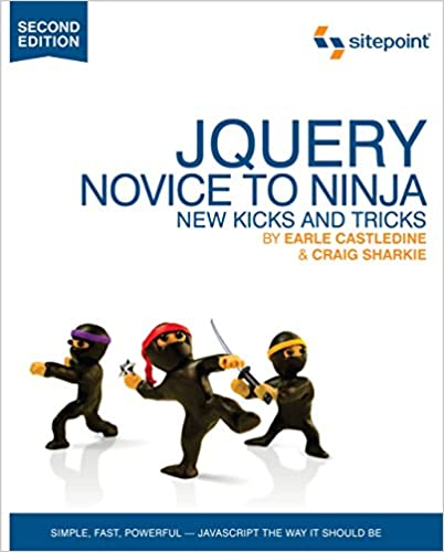 Amazon.com: jQuery: Novice to Ninja: Novice to Ninja eBook ...