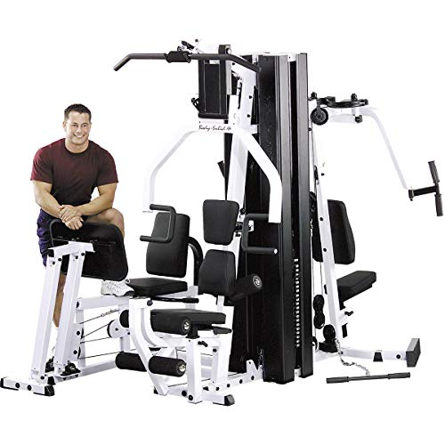 Body-Solid Multi-Station Selectorized Gym EXM3000LPS