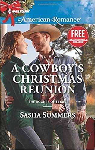 A Cowboys Christmas Reunion (The Boones of Texas)