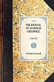 Journal of Nicholas Cresswell: 1774-1777 (Travel in America)