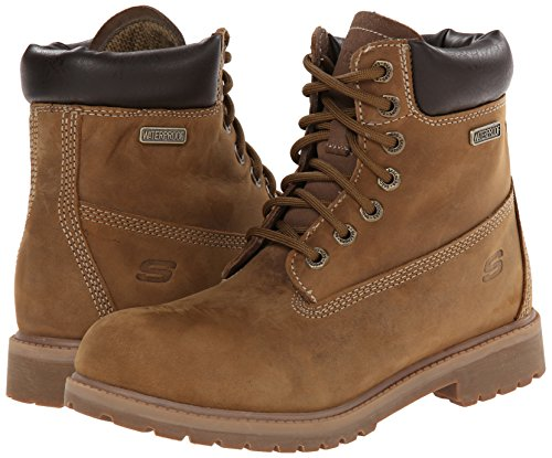 Brown Woodsy Boot Ingegnere Skechers Woodsy Skechers Swnx64UWa